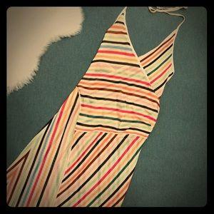 GUC Missoni MultiColor Handkerchief Wrap Dress 40